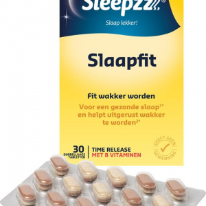 Sleepzz Slaapvit 30 tabletten