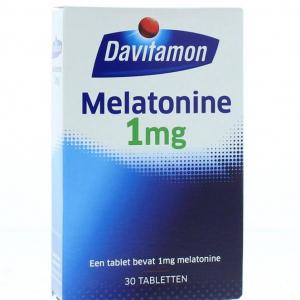 Davitamon Melatonine 1 mg