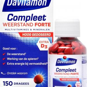 Davitamon Compleet Weerstand Forte